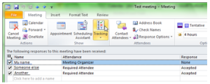 Schedule a meeting2